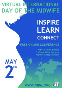 Virtual International Day of the Midwife Conference POSTER 2015