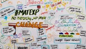#MatExp @ #Expo15NHS