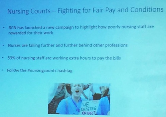 #nursingcounts by sally pezaro